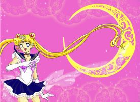 Princes Sailor Moon` by jptherabbit