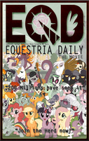 MLP : Equestria Daily : the movie by pims1978