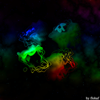 Abstract Space by flohaf