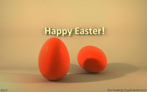 Happy Easter by SpEEdyRoBy