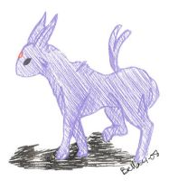 Espeon Sketch by l2ainbird