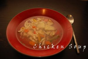 Bulgarian Chicken Soup Recipe by WhatsToEast