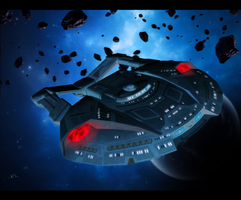USS Osana - Gamma Fleet Operations by Dan1025