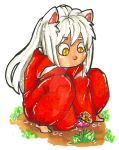 Baby Inuyasha by guardian-angel15