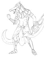 Renekton by LunnaHowell
