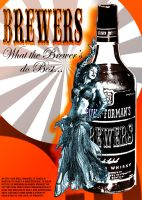 Tim's B-day Gift_Brewers Whiskey by DrunkenOracle