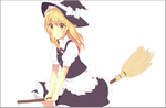 Marisa WIP by deliciosaBerry