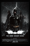 The Dark Knight Rises   Theatrical Poster by Squiddytron
