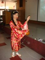 Me in Anime Club's Halloween Party photo 1 by Magic-Kristina-KW
