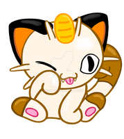 Commission Me :3 Chibi Meowth