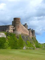 Bamburgh Stock 2 by Queenselphie