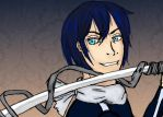 Noragami: Yato by RubberDuck4LUNCH