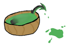 Toothless In Spinach Soup by starrawesome123