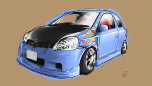 Vitz by Spoonboy