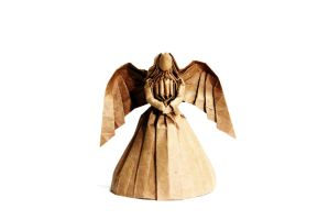 Origami Angel by KennyQuan