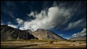 Nubra Valley by PasoLibre