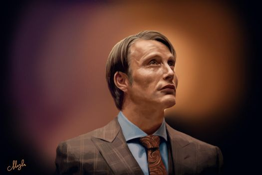 Hannibal by Frodos