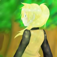 Yellow of the Viridian Forest by MelloYello138