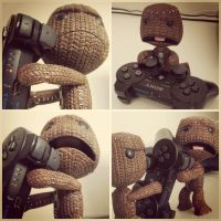 SackBoy by admixgrafix