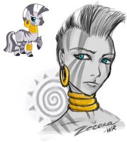 Zecora by FAKE96