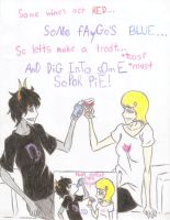Wine and Faygo by naru0sasu1fan