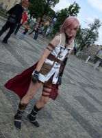 Lightning Cosplay I by akelataka