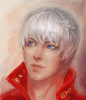 Practice:Dante by Anixien