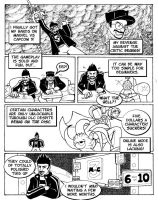 Blistered Thumbs fan comic by phillipchanter