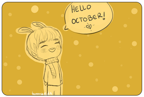 Onewoctober by taeMoonie