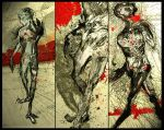 THREE PHASES OF GENESIS by gartier