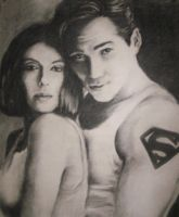 Lois and Clark_NAoS by ArtLucie