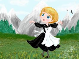 The Sound Of Music by E-Ocasio