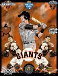 Buster Posey V.2 by vampire-L
