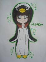 Penguin Gaki by kawaii-beam