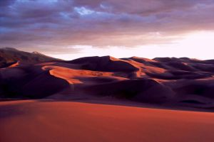 Red Dunes II by xthagx