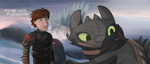 Redrav. HTTYD. It's not cute by ISpyrq
