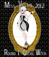 Miss Villain Contest Entry by winxchara