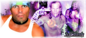 Jeff Hardy 03 by XxWeirdOxX