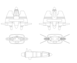Animikeeg Fighter 10 ton Pod by wbyrd