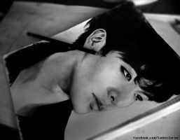 Lee Min Ki by e-ien