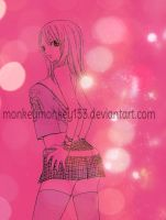 Fairy Tail Manga [cover] - Lucy Chapter 31 [edit] by monkeymonkey153