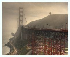 Golden Gate Bridge 2 by austinboothphoto