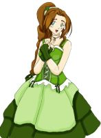 Aerith - St. Patricks Day by Shinkuni