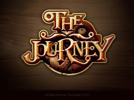 THE JOURNEY Logo by ScriptKiddy