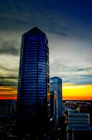 Downtown Jax by jeffcrass