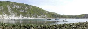 Lulworth Cove 1 by asm495