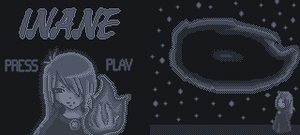 INANE - GB Game by TheMidnightMage