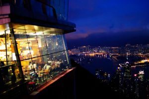 Hong Kong - The Peak by castles-609