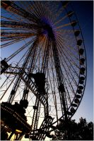 La roue royale by Patguli