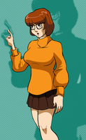 Jinkies by legmuscle